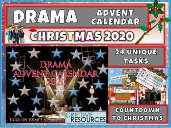 Advent Calendar Drama