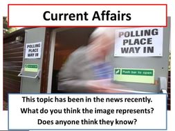 Local Election Results - Current Affairs Form Time Activity