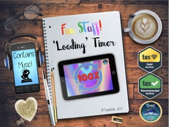 Back to School : Loading Timers