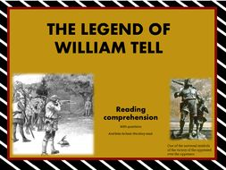 Reading Comprehension-The Legend of William Tell