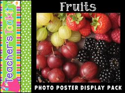 Fruit | Photo Posters | Reference | Display