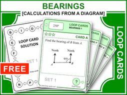 Bearings 1 (Loop Cards)