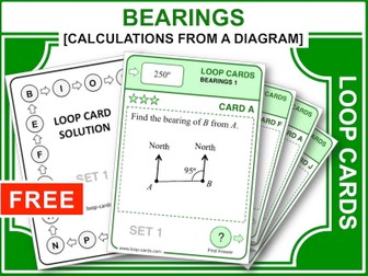 Bearings 1 (Loop Cards)