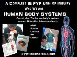 A Human Body IB PYP Science Unit of Inquiry