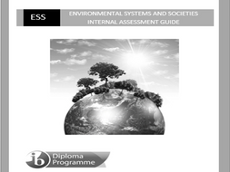 IBPD Environmental Systems and Societies IA guide