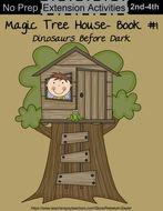Magic Tree House Book 1: Dinosaurs Before Dark