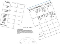 Child development workbook, AQA, CACHE, WJEC