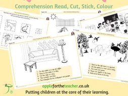 Early comprehension Activities