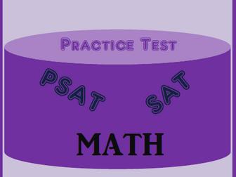 SAT Practice Assessment