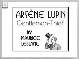Advanced French Reading Comprehension: Arsène Lupin