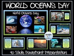 World Oceans Day Presentation