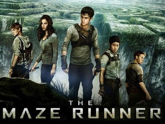 Maze Runner - Creative