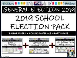 School General Election  2019