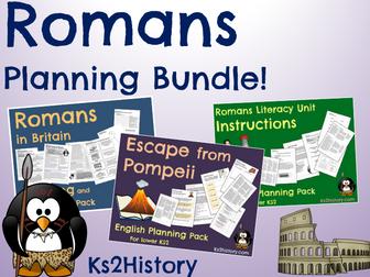 Romans Planning Bundle