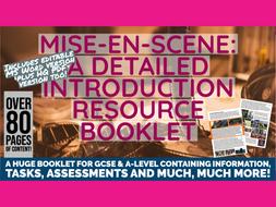 Mise-en-scene introduction guide: a comprehensive booklet