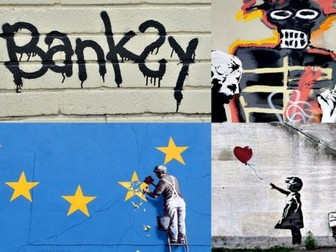 Who is Banksy - reading comprehension