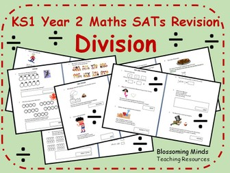 Year 2 maths arithmetic sats revision pack addition for Revision multiplication