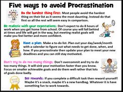 Procrastination Assembly
