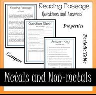 MetalsandNonMetalsReadingPassageQuestionsandAnswers.pdf