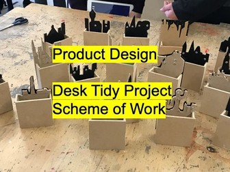 Desk Tidy Project