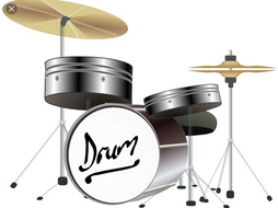 The Drum Song (Playing the Drums)