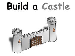 Build a Castle -Board Game