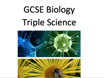 GCSE 9-1 AQA Required Practicals Handbook for Biology (Triple Science)