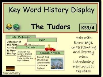 Tudors Display