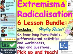 Extremism + Radicalisation Citizenship