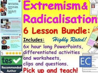 Extremism + Radicalisation Citizenship