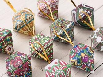 DIY Christmas Ornaments | 10 Pack