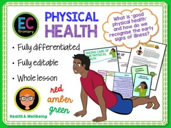 Physical health and symptoms of illness