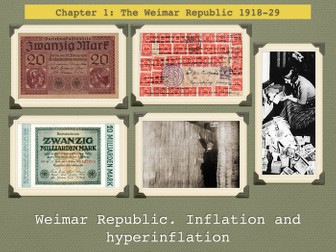 weimar republic overcome problems by 1929