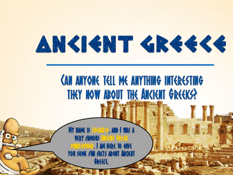 Ancient Greece Introduction