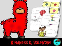 Kindness and Valentine for Young Children