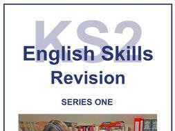 KS2 English Skills Revision Series One Resource Pack