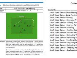 Football Level 2 Skills, Games and Drills