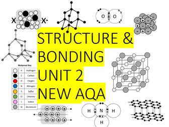 Structure, Bonding & The Properties of Matter - AQA Chemistry