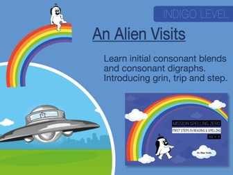 11. Phonics And Spelling Practice: An Alien Visits