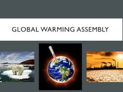 Global  Warming Assembly