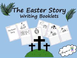 Easter Story Writing Booklet