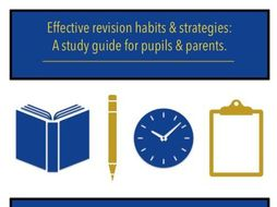 Effective Strategies - Study Guide