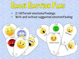 Emoji Emotion Fans