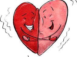 El Día de San Valentín Lectura ~ Valentine's Day Spanish Reading (Qué Phrases)