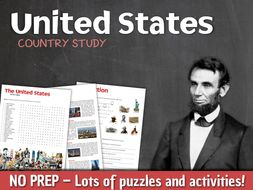 The United States (country study)