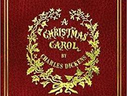Christmas Carol by Charles Dickens maths code cracker/ anagram/ puzzle ks2-3