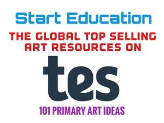 Art. Primary Art. 101 Ideas