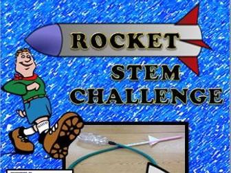 STEM CHALLENGE: CREATE A ROCKET