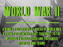 World War II Bundle