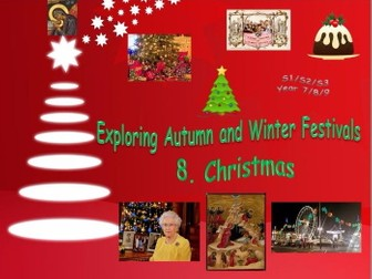 Exploring Festivals - Christmas